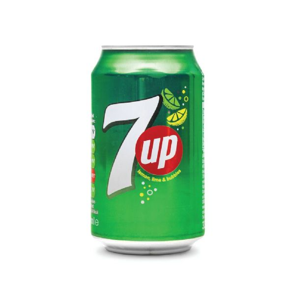 7up 330ml Can